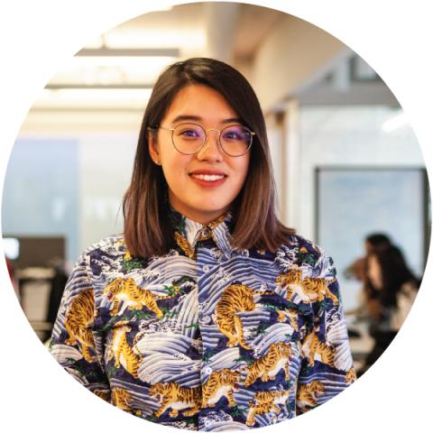 Headshot of Annalise Huynh.