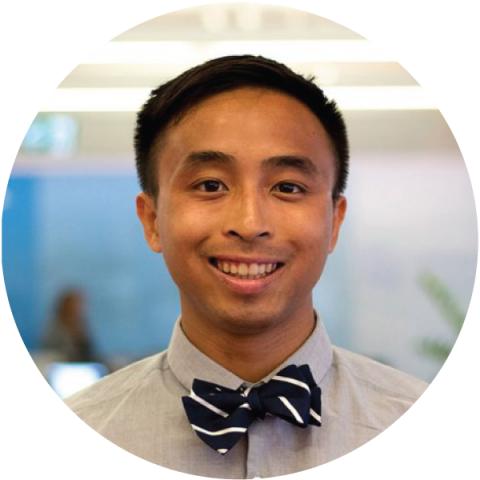 Headshot of Viet Vu.