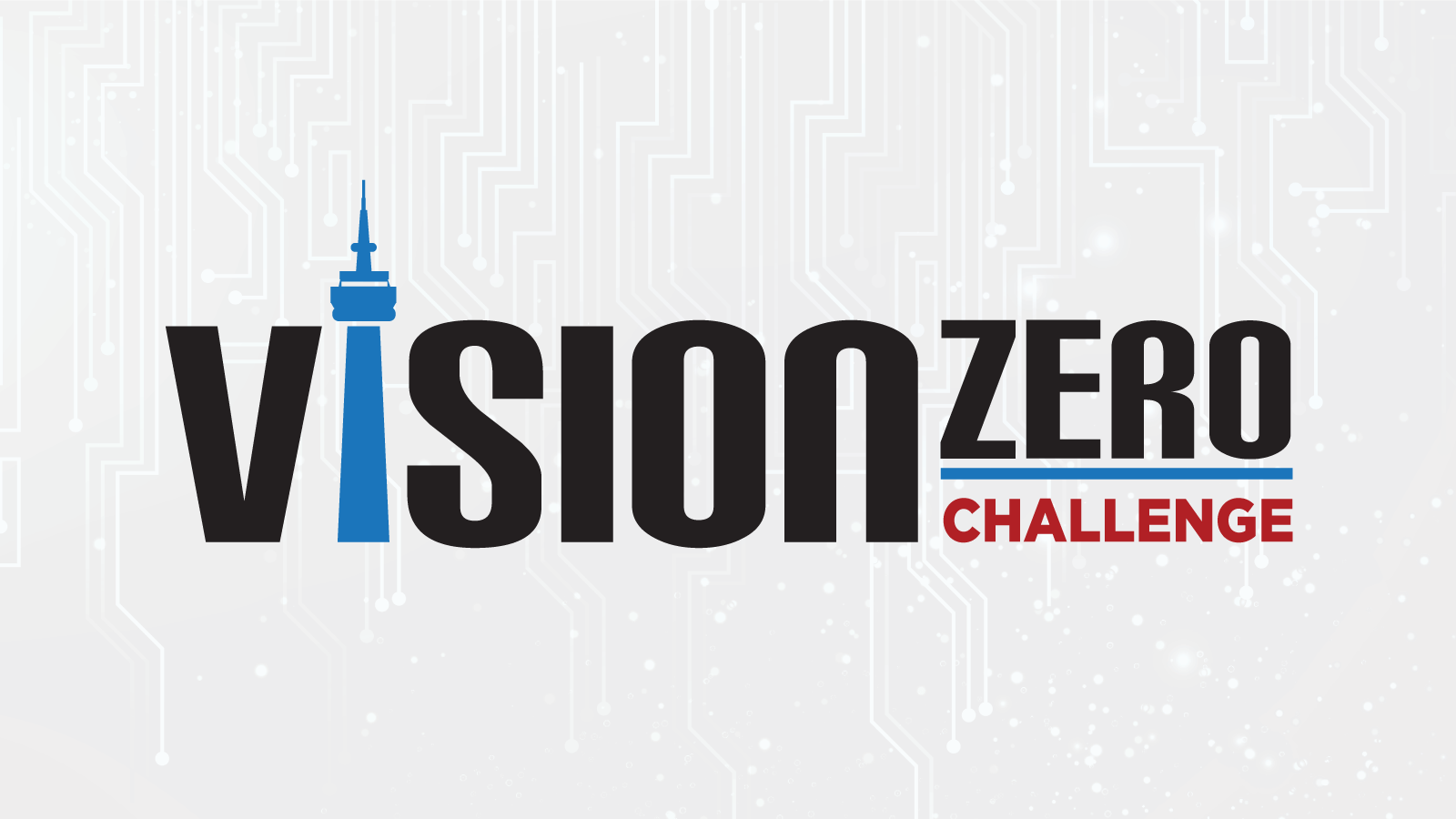 Announcing the launch of the Vision Zero Challenge