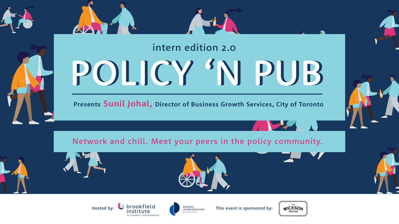 Policy 'N Pub: Intern Edition 2.0