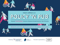 Policy 'N Pub: Intern Edition 2.0