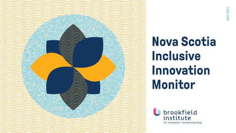 Nova Scotia Inclusive Innovation Monitor Cover