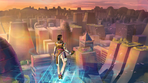 The Policymaker's Guide to the Galaxy: What science fiction can teach us about the future of work