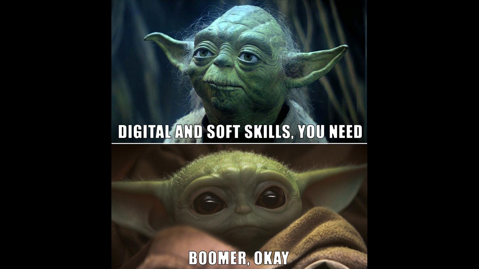 Skills demand in a digital economy
