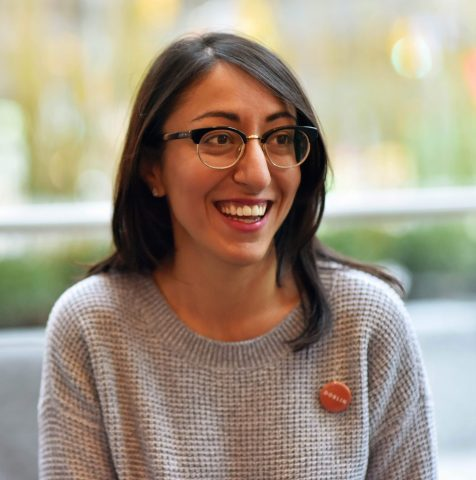 Zahra Ebrahim